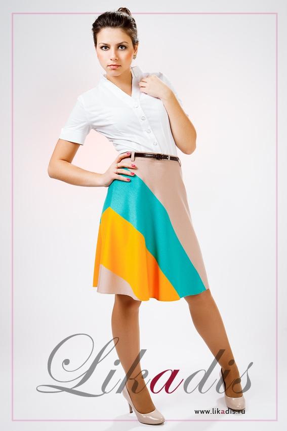 Женская одежда с примеркой