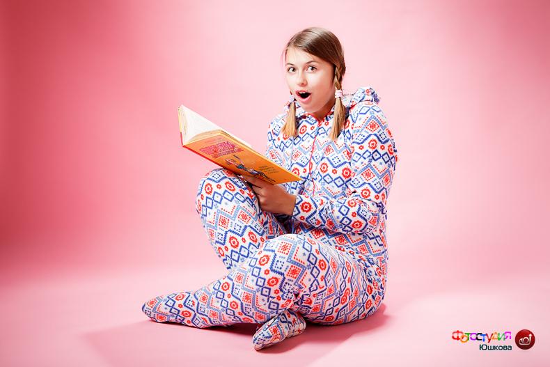 Частные фото девушек в пижаме 6 фотография